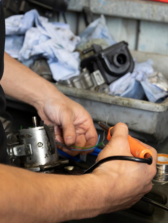Auto Electric repairs