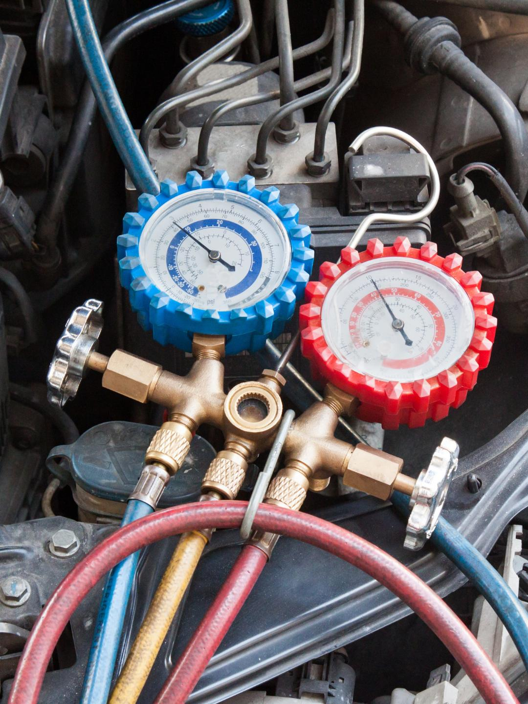 Car Air Conditioning Service 3