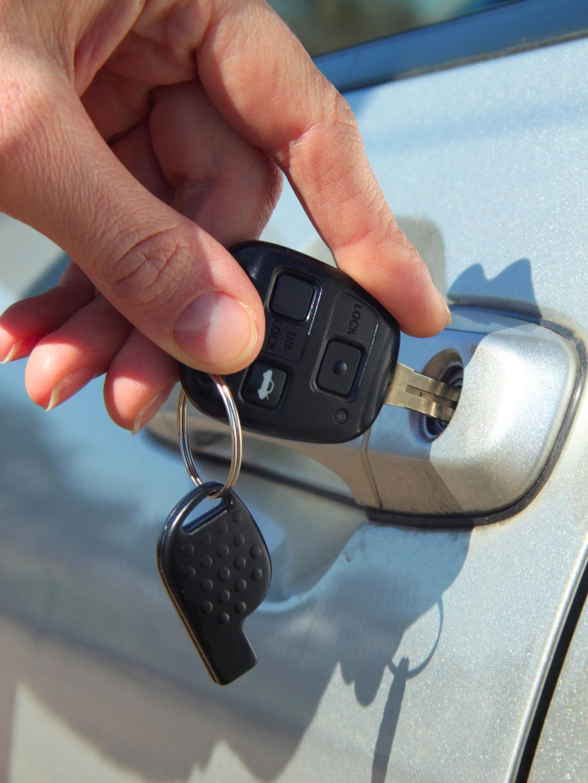 Car lock repairs