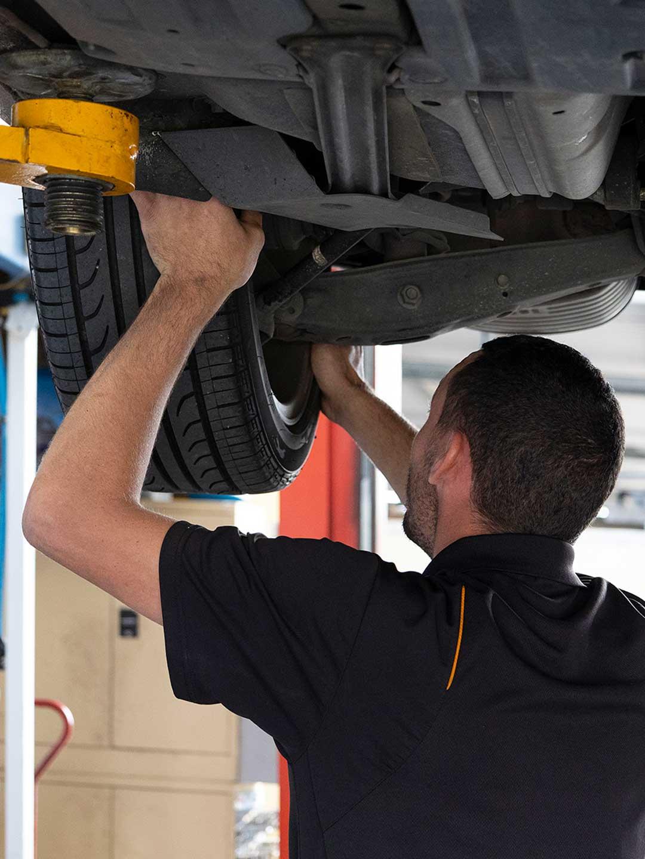 Trusted mechanic